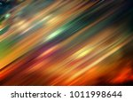 abstract green red motion blur... | Shutterstock .eps vector #1011998644
