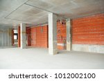 reinforced concrete beams ...   Shutterstock . vector #1012002100