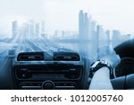 transportation  import export... | Shutterstock . vector #1012005760