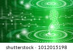 abstract background technology... | Shutterstock .eps vector #1012015198