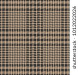 Check Fashion Tweed Beige And...