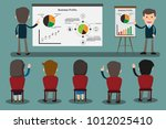 business concept illustration... | Shutterstock .eps vector #1012025410