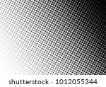 abstract halftone background.... | Shutterstock .eps vector #1012055344