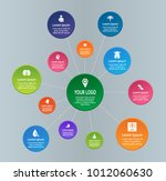 presentation business... | Shutterstock .eps vector #1012060630