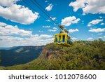 katoomba  australia   jan 28... | Shutterstock . vector #1012078600