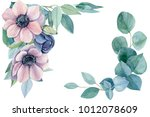 greeting card with space for...   Shutterstock . vector #1012078609