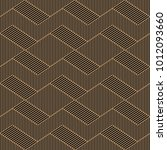 seamless pattern. classic... | Shutterstock .eps vector #1012093660