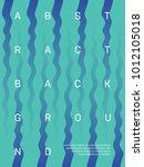 vector abstract pattern... | Shutterstock .eps vector #1012105018