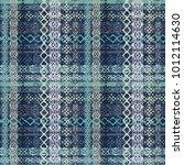 ethnic seamless pattern. tribal ... | Shutterstock . vector #1012114630