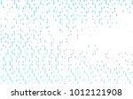 light blue vector background...   Shutterstock .eps vector #1012121908