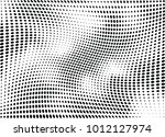 abstract halftone wave dotted... | Shutterstock .eps vector #1012127974