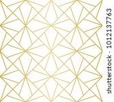 luxury geometric pattern....   Shutterstock .eps vector #1012137763