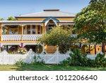 australian countryside.... | Shutterstock . vector #1012206640