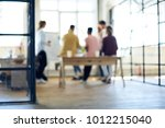 blurred image  people... | Shutterstock . vector #1012215040