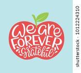 teachers appreciation gift....   Shutterstock .eps vector #1012224310