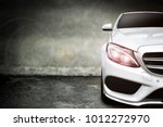 car and background of free... | Shutterstock . vector #1012272970