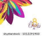 8 march international women's... | Shutterstock .eps vector #1012291903