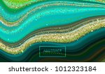 liquid pouring colors with... | Shutterstock .eps vector #1012323184