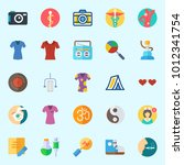 icons set about  with no... | Shutterstock .eps vector #1012341754