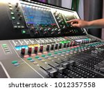 professional audio digital...   Shutterstock . vector #1012357558