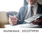 loan business finace read... | Shutterstock . vector #1012374934