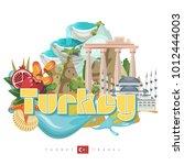 Turkey Vector Vacations...