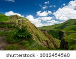 amazing nature concept view of... | Shutterstock . vector #1012454560
