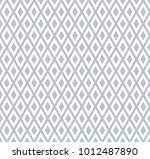 seamless diamonds pattern.... | Shutterstock .eps vector #1012487890