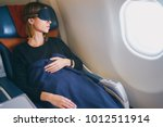 traveling at first class.... | Shutterstock . vector #1012511914
