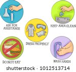 illustration of different... | Shutterstock .eps vector #1012513714