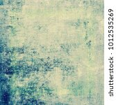 colorful grunge texture... | Shutterstock . vector #1012535269