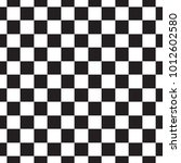 checkerboard seamless pattern.... | Shutterstock .eps vector #1012602580