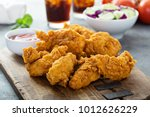 Breaded Chicken Tenders With...