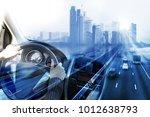 transportation  driving concept | Shutterstock . vector #1012638793