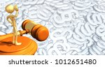 the original 3d character... | Shutterstock . vector #1012651480
