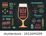 poster or banner with text to... | Shutterstock .eps vector #1012694209