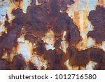 rusted metal texture background....