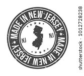 made in new jersey state usa...   Shutterstock .eps vector #1012728238