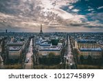 A Skyline Paris - Fine Art prints