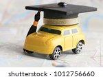 graduate study abroad inter... | Shutterstock . vector #1012756660