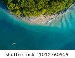 gold coast  queensland... | Shutterstock . vector #1012760959
