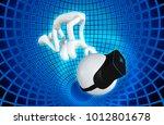 the original 3d character... | Shutterstock . vector #1012801678