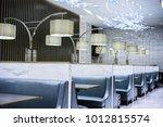 hotel buffet restaurant interior