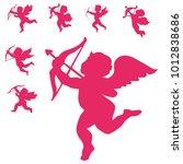 Cupid Pink Vector