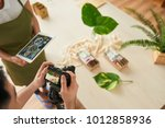People Photographing Soap They...