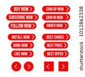 set followers social media icon ... | Shutterstock .eps vector #1012862338