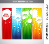 Vector Grunge Style Set Of...