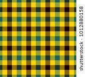 tartan seamless pattern...   Shutterstock .eps vector #1012880158
