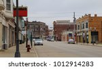 daytime view of an old ... | Shutterstock . vector #1012914283
