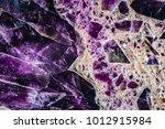 mineral design  macro closeup... | Shutterstock . vector #1012915984